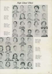Page 71, 1961 Edition, Sturgis High School - Sturgensian Yearbook (Sturgis, MI) online yearbook collection