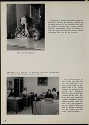 Page 12, 1963 Edition, Sturgis High School - Sturgensian Yearbook (Sturgis, MI) online yearbook collection