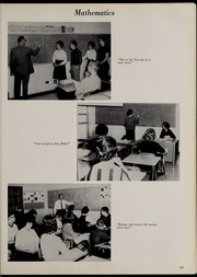 Page 17, 1963 Edition, Sturgis High School - Sturgensian Yearbook (Sturgis, MI) online yearbook collection