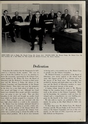 Page 5, 1963 Edition, Sturgis High School - Sturgensian Yearbook (Sturgis, MI) online yearbook collection
