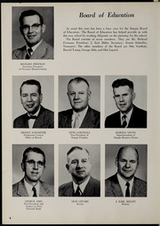 Page 8, 1963 Edition, Sturgis High School - Sturgensian Yearbook (Sturgis, MI) online yearbook collection