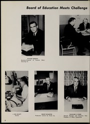Page 12, 1965 Edition, Sturgis High School - Sturgensian Yearbook (Sturgis, MI) online yearbook collection
