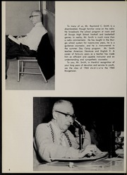 Page 8, 1965 Edition, Sturgis High School - Sturgensian Yearbook (Sturgis, MI) online yearbook collection
