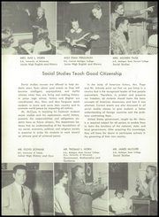 Page 14, 1955 Edition, Eaton Rapids High School - Eatonian Yearbook (Eaton Rapids, MI) online yearbook collection