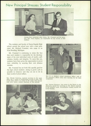 Page 11, 1958 Edition, Eaton Rapids High School - Eatonian Yearbook (Eaton Rapids, MI) online yearbook collection