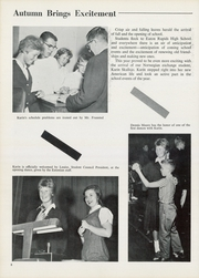 Page 12, 1960 Edition, Eaton Rapids High School - Eatonian Yearbook (Eaton Rapids, MI) online yearbook collection