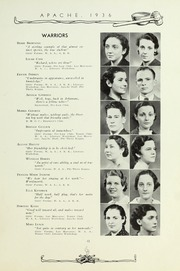 Page 17, 1936 Edition, Tyler Junior College - Apache Yearbook (Tyler, TX) online yearbook collection
