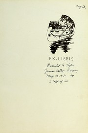 Page 5, 1936 Edition, Tyler Junior College - Apache Yearbook (Tyler, TX) online yearbook collection