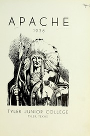 Page 7, 1936 Edition, Tyler Junior College - Apache Yearbook (Tyler, TX) online yearbook collection