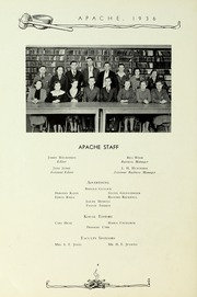 Page 8, 1936 Edition, Tyler Junior College - Apache Yearbook (Tyler, TX) online yearbook collection