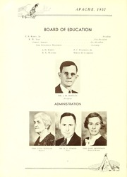 Page 10, 1937 Edition, Tyler Junior College - Apache Yearbook (Tyler, TX) online yearbook collection