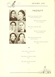 Page 12, 1937 Edition, Tyler Junior College - Apache Yearbook (Tyler, TX) online yearbook collection