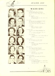 Page 16, 1937 Edition, Tyler Junior College - Apache Yearbook (Tyler, TX) online yearbook collection