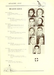Page 17, 1937 Edition, Tyler Junior College - Apache Yearbook (Tyler, TX) online yearbook collection