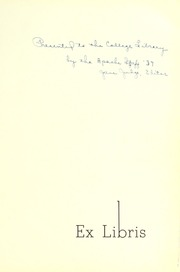 Page 3, 1937 Edition, Tyler Junior College - Apache Yearbook (Tyler, TX) online yearbook collection