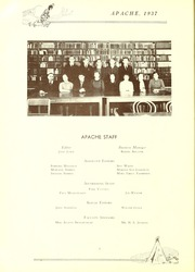 Page 8, 1937 Edition, Tyler Junior College - Apache Yearbook (Tyler, TX) online yearbook collection