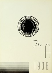 Page 6, 1938 Edition, Tyler Junior College - Apache Yearbook (Tyler, TX) online yearbook collection