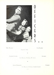 Page 12, 1939 Edition, Tyler Junior College - Apache Yearbook (Tyler, TX) online yearbook collection