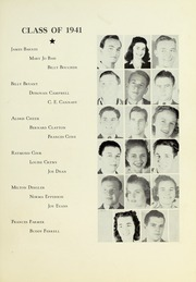 Page 15, 1941 Edition, Tyler Junior College - Apache Yearbook (Tyler, TX) online yearbook collection