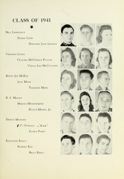 Page 17, 1941 Edition, Tyler Junior College - Apache Yearbook (Tyler, TX) online yearbook collection