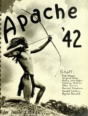 Page 7, 1942 Edition, Tyler Junior College - Apache Yearbook (Tyler, TX) online yearbook collection