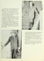 Page 15, 1960 Edition, Tyler Junior College - Apache Yearbook (Tyler, TX) online yearbook collection