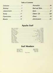 Page 6, 1960 Edition, Tyler Junior College - Apache Yearbook (Tyler, TX) online yearbook collection
