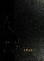 Tyler Junior College - Apache Yearbook (Tyler, TX) online yearbook collection, 1961 Edition, Page 1