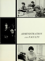Page 11, 1964 Edition, Tyler Junior College - Apache Yearbook (Tyler, TX) online yearbook collection