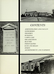 Page 7, 1964 Edition, Tyler Junior College - Apache Yearbook (Tyler, TX) online yearbook collection