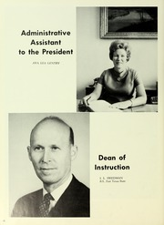 Page 14, 1969 Edition, Tyler Junior College - Apache Yearbook (Tyler, TX) online yearbook collection