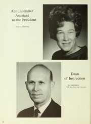 Page 14, 1970 Edition, Tyler Junior College - Apache Yearbook (Tyler, TX) online yearbook collection