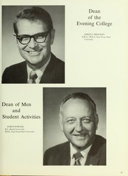 Page 15, 1970 Edition, Tyler Junior College - Apache Yearbook (Tyler, TX) online yearbook collection