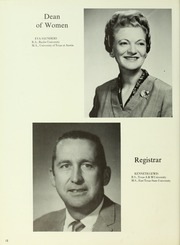 Page 16, 1970 Edition, Tyler Junior College - Apache Yearbook (Tyler, TX) online yearbook collection