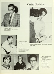 Page 17, 1970 Edition, Tyler Junior College - Apache Yearbook (Tyler, TX) online yearbook collection