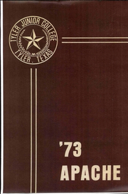 Page 1, 1973 Edition, Tyler Junior College - Apache Yearbook (Tyler, TX) online yearbook collection