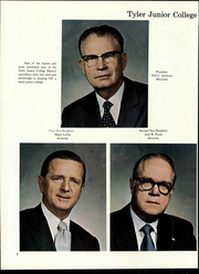 Page 10, 1973 Edition, Tyler Junior College - Apache Yearbook (Tyler, TX) online yearbook collection