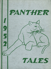 Page 1, 1952 Edition, Alma High School - Panther Tales Yearbook (Alma, MI) online yearbook collection