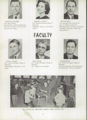 Page 10, 1952 Edition, Alma High School - Panther Tales Yearbook (Alma, MI) online yearbook collection