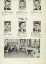 Page 11, 1952 Edition, Alma High School - Panther Tales Yearbook (Alma, MI) online yearbook collection
