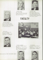 Page 12, 1952 Edition, Alma High School - Panther Tales Yearbook (Alma, MI) online yearbook collection