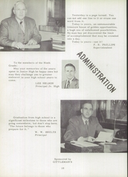 Page 14, 1952 Edition, Alma High School - Panther Tales Yearbook (Alma, MI) online yearbook collection