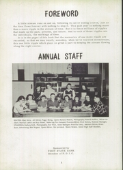 Page 6, 1952 Edition, Alma High School - Panther Tales Yearbook (Alma, MI) online yearbook collection