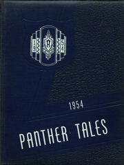 Page 1, 1954 Edition, Alma High School - Panther Tales Yearbook (Alma, MI) online yearbook collection