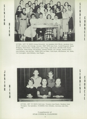 Page 10, 1954 Edition, Alma High School - Panther Tales Yearbook (Alma, MI) online yearbook collection