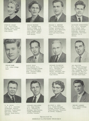 Page 12, 1954 Edition, Alma High School - Panther Tales Yearbook (Alma, MI) online yearbook collection