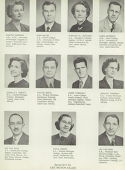 Page 13, 1954 Edition, Alma High School - Panther Tales Yearbook (Alma, MI) online yearbook collection