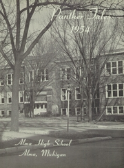 Page 5, 1954 Edition, Alma High School - Panther Tales Yearbook (Alma, MI) online yearbook collection
