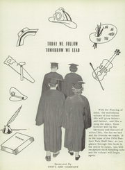 Page 7, 1954 Edition, Alma High School - Panther Tales Yearbook (Alma, MI) online yearbook collection