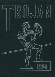 Page 1, 1954 Edition, Clarenceville High School - Trojan Yearbook (Livonia, MI) online yearbook collection